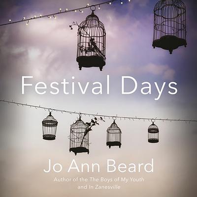 Festival Days by Beard, Jo Ann book jacket image