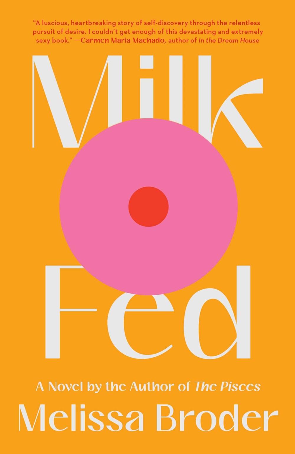 Milk Fed book cover