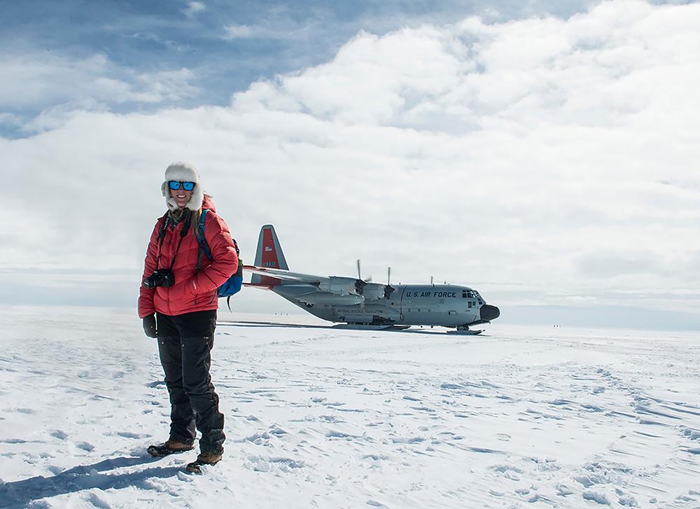 Shipstead Greenland Ice Sheet photo