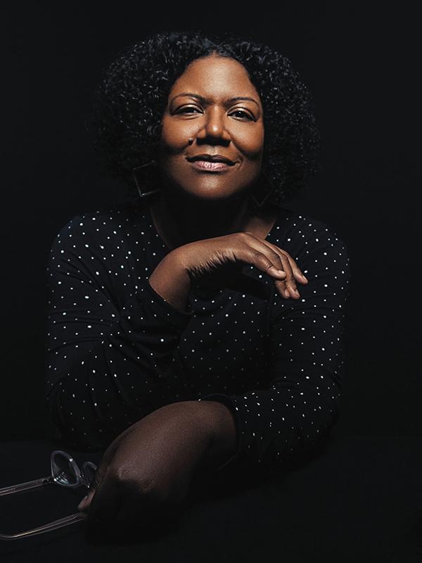 Honoree Fanonne Jeffers author photo