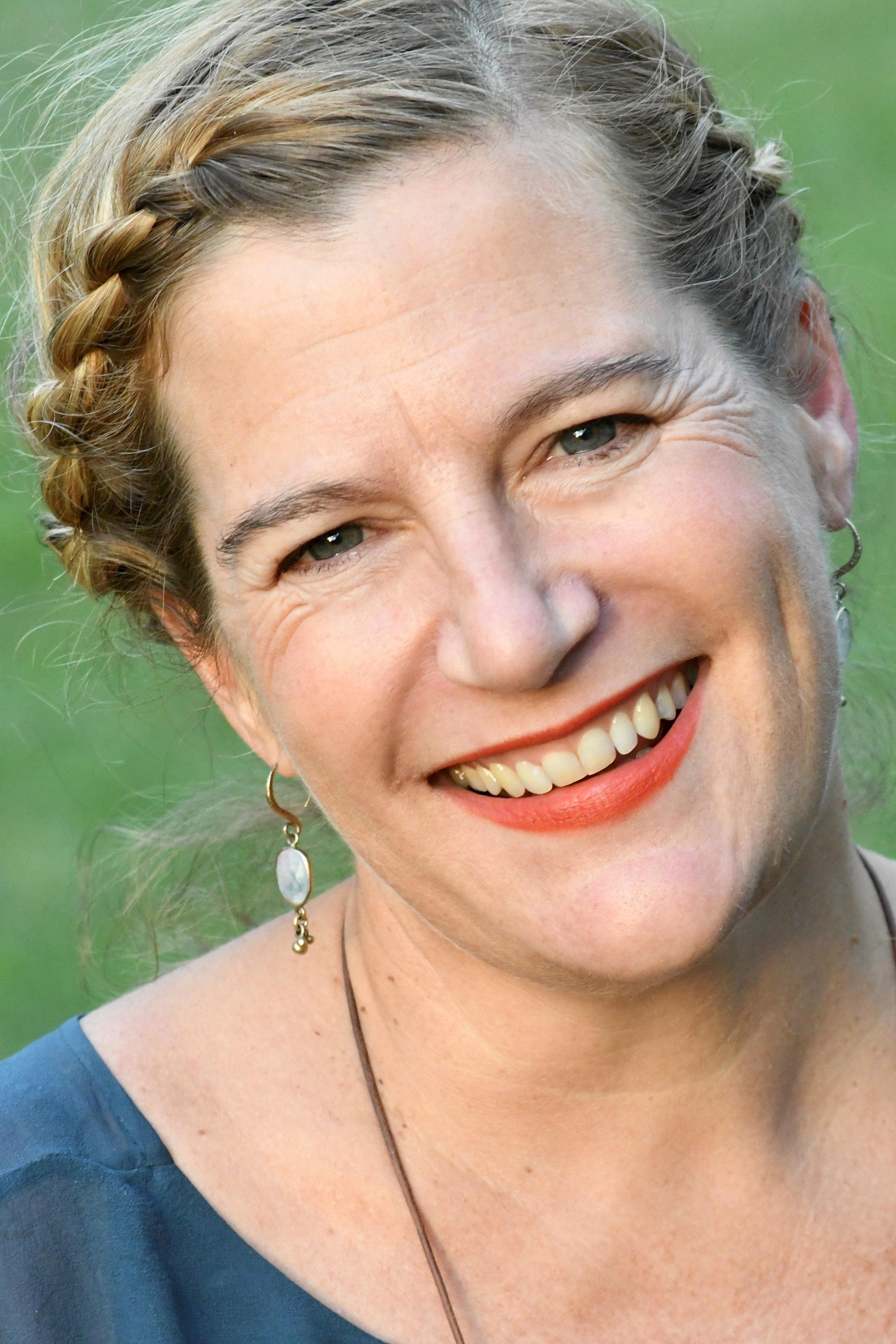 Author photo of Sophie Blackall
